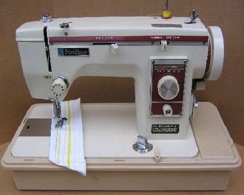 New Home Sewing Machine Threading Instructions