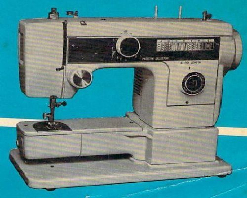 kenmore 14 stitch sewing machine manual