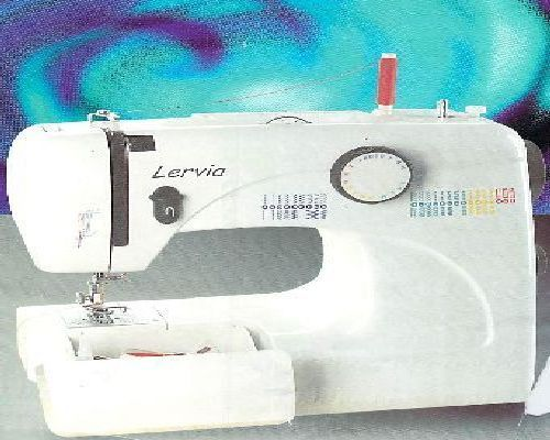 Lervia Sewing Machine Manuals Gorgeous Lervia Sewing Machine Instructions