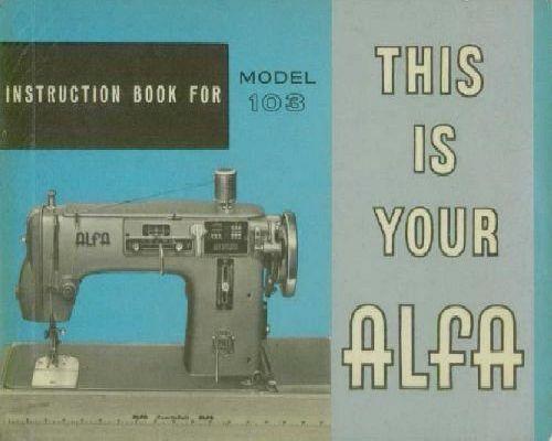 Alfa 42 challenge sewing machine youtube.
