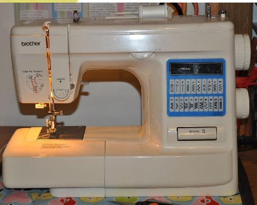 Brother Sewing Machine Manuals Enchanting Brother Bs 2450 Sewing Machine Instructions