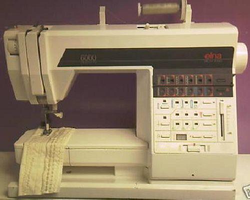 Elna Sewing Machine Manuals Cool Elna 3005 Sewing Machine