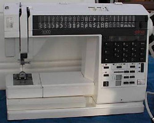 Elna 40 Sewing Machine Manual Stunning Elna 9000 Sewing Machine