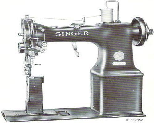 Singer 40w40 40w40 40w40 Industrial Sewing Machine Parts Manual Gorgeous Parts Of A Manual Sewing Machine