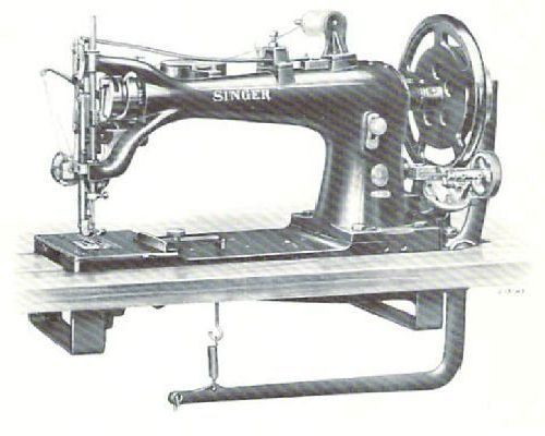 Singer 4040 4040 4040 Industrial Sewing Machine Parts Manual Gorgeous Industrial Sewing Machine Parts Singer