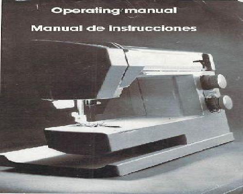 Viking Sewing Machine Manuals
