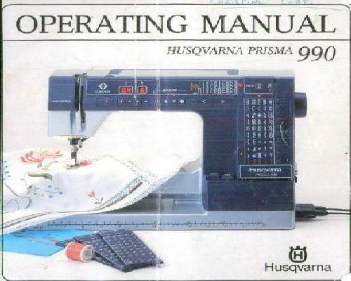 Viking Husqvarna 40 Manual Magnificent Husqvarna 610 Sewing Machine